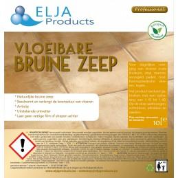 Elja liquid brown soap - 10L