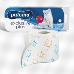 Paloma Toiletpapier 3 laags...