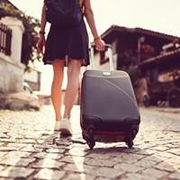 Op reis